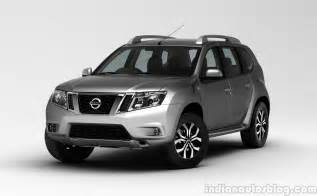 Nissan Terran Nissan Terrano Unveiled In India