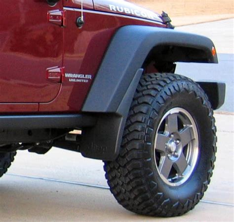Jeep Jk Mud Flaps Protect Your Jeep S Exterior With A Pair Of Mud Flaps