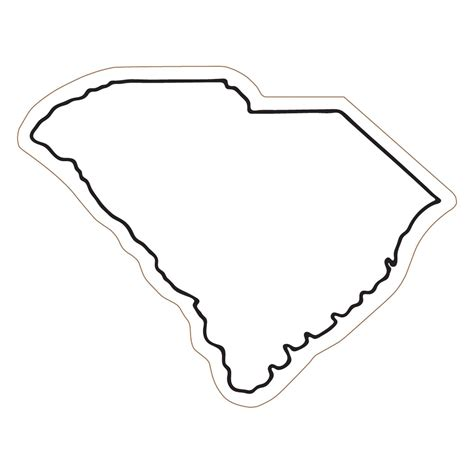 Carolina Outline by Best Photos Of South Carolina Outline Clip South Carolina State Outline South Carolina
