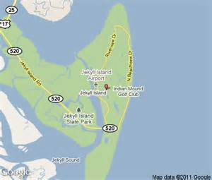 map of jekyll island jekyll island org map
