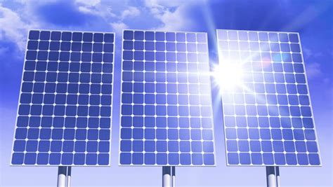 time lapse of tracking solar panel solar panels tracking the sun time lapse hd 1080 stock