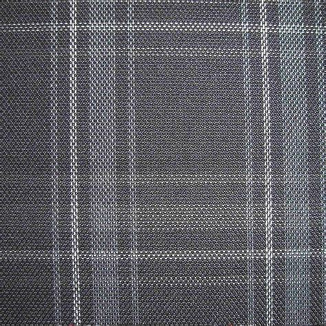 grey tartan upholstery fabric upholstery by linear yard dark grey light gray white