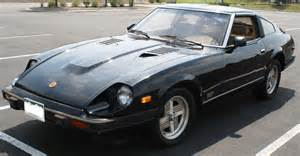 Datsun Nissan 1983 Nissan 280zx Turbo Coupe 2 Door 2 8l