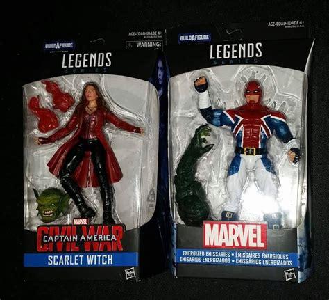 Legend Series captain america marvel legends abomination series photos