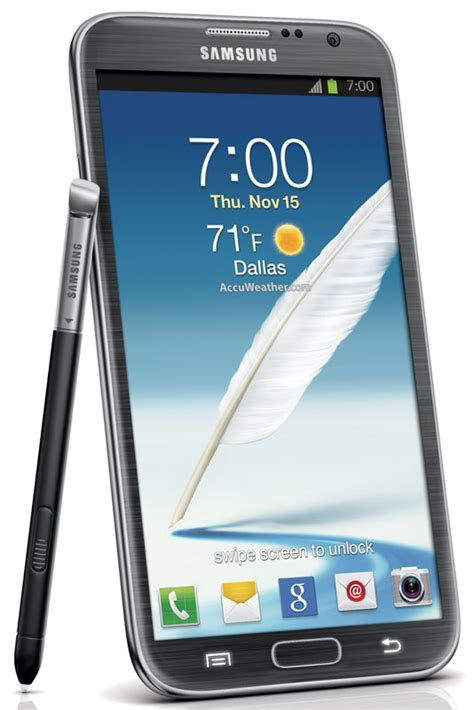 amazoncom samsung galaxy note ii titanium gray gb sprint cell phones accessories
