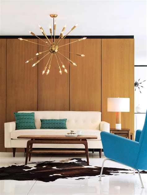 Midcentury Living Room by Defining Your Style Mid Century Modern