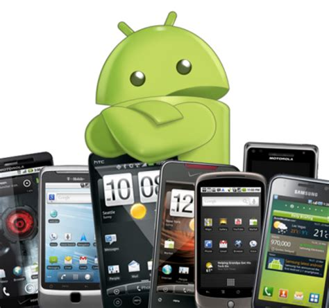 android devices will my phone get gingerbread here s our official unofficial upgrade list android central