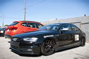 2013 Audi S4 Top Speed 2013 Audi S4 By Accuair Suspension Parked Photo 1