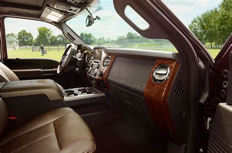 Upholstery Of Car Seats by 2015 Ford F 250 Reviews And Rating Motor Trend