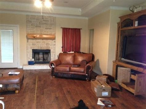 need help choosing wall paint color for western style