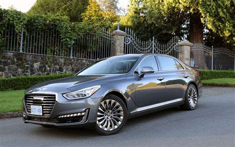 the new genesis car 2017 genesis g90 a historic moment for hyundai picture