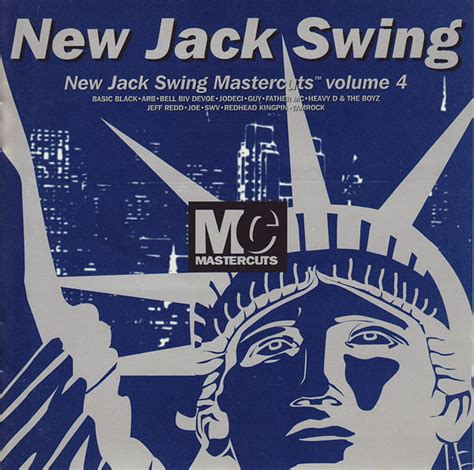 new jack swing various new jack swing mastercuts volume 4 at discogs