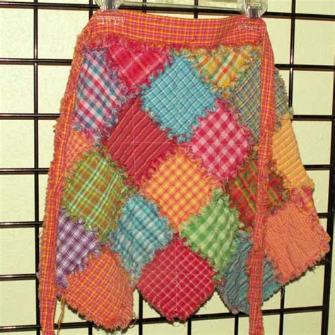pattern for patchwork apron apron vintage aprons and kitchen stuff pinterest