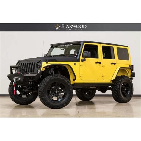 starwood motors jeep starwood motors 2017 jeep wrangler unlimited rubicon