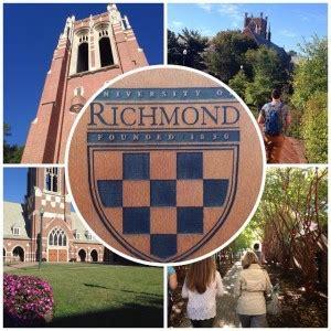 Mba Richmond Va by Of Richmond College Bound Mentor