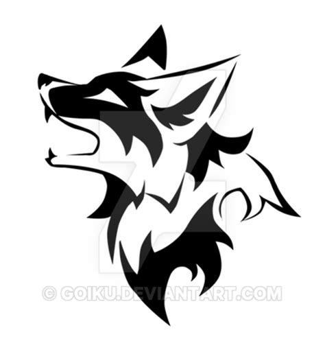 fox logo tattoo designs the gallery for gt tribal deer design