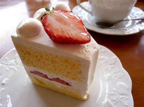 Japanese Cotton Cheesecake With Strawberry 1 crunchyroll groups bake everything page 3