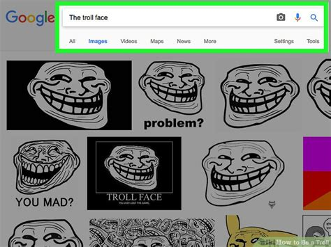 Know Your Meme Troll - how to be a troll with pictures wikihow