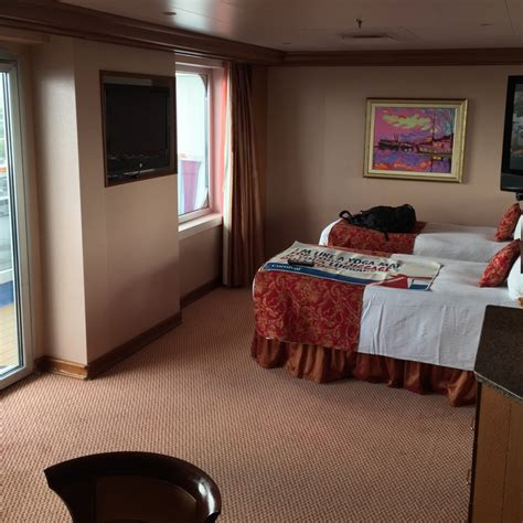 carnival splendor cabins and staterooms