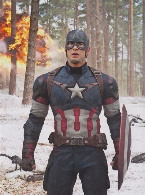 Captain America Age Of Ultron Review And Photos Of Age Of Ultron Captain