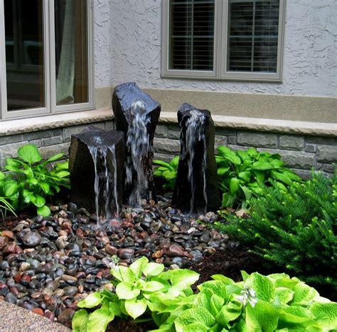 backyard water feature ideas best 25 backyard water feature ideas on pinterest
