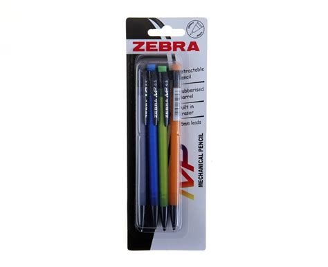 Mechanical Pencil 0 5mm zebra mechanical pencil 0 5mm retractable pack of 4