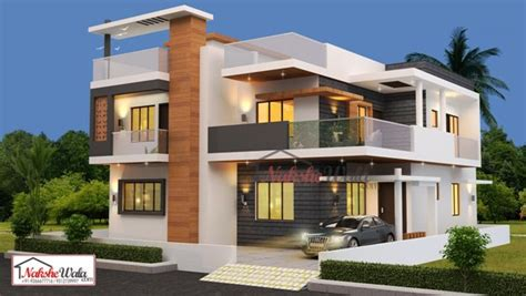 Traditional House Floor Plans by Double Storey Elevation Two Storey House Elevation 3d