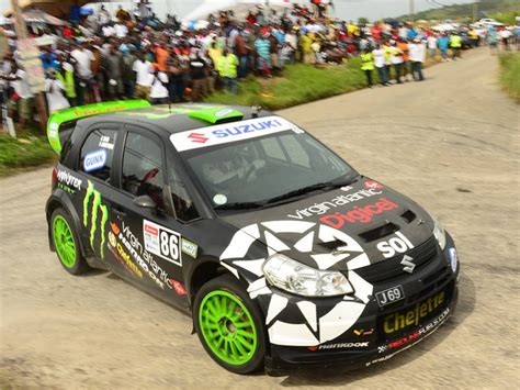 Suzuki Sx4 Rally Mml Sports Limited Armstrong Wins King Of The Hill In