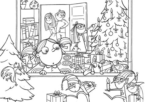 advanced christmas coloring pages print kolorowanki dla dzieci boże narodzenie