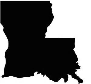 Louisiana Boot Outline louisiana the boot shaped state isn t shaped like a boot anymore medium