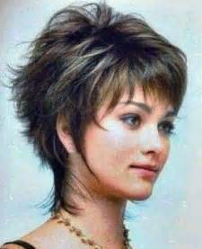 fashioned shag hair cut best 25 short shag ideas on pinterest short shag