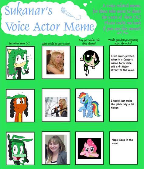 Voice Meme - voice meme by candythehedgebatcat9 on deviantart
