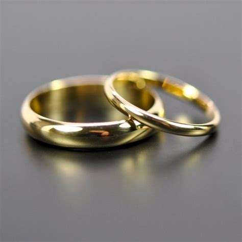 best 25 gold wedding bands ideas on wedding