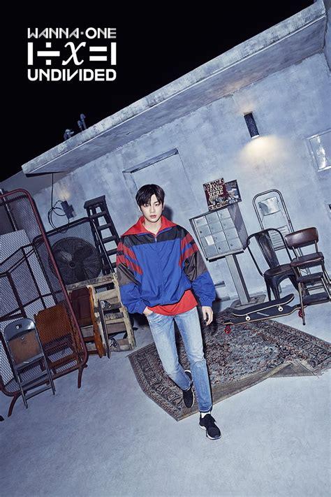 Photocard Wanna One Park Jihoon wannaone park jihoon 1x1 undivided no1 t