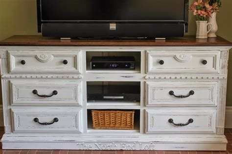 Tv Dressers by Dresser Turned Tv Stand Nazarm