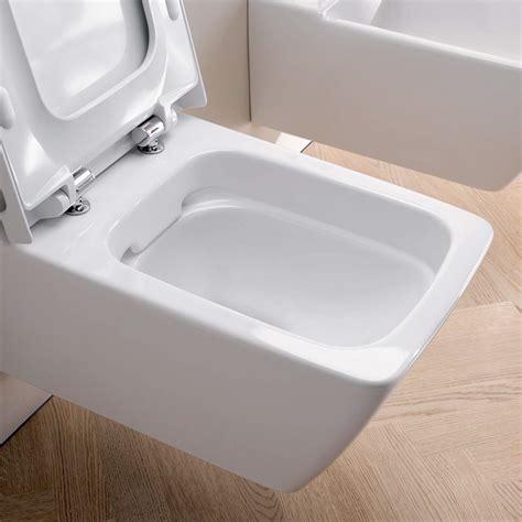 keramag reuter keramag xeno 178 wall mounted washdown toilet l 54 w 35 cm