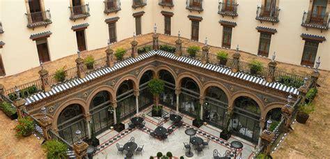 cadenas hoteleras andaluzas hotel alfonso xiii historia y lujo en el coraz 243 n de sevilla
