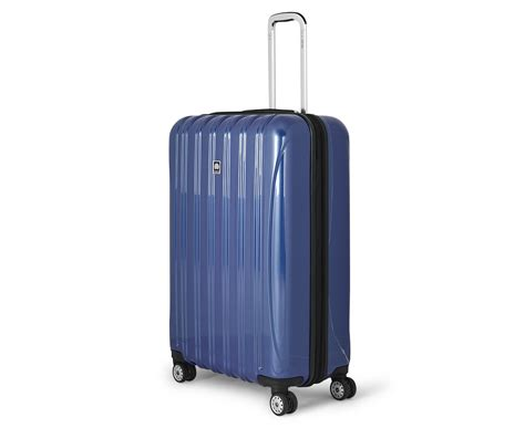 Delsey Extendo 3 4w Expandable Trolley 100 Original Sm delsey helium aero 81cm 4 wheel expandable trolley blue great daily deals at australia