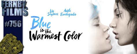 review blue is the warmest colour fernby