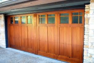 cowart door craftsman style garage door arts crafts