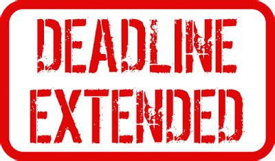 extended deadline for cukai taksiran 2014 fcra annual return form fc4 date extended kcjm ngo