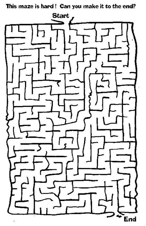 printable maze reading passages maze free printable and mazes for kids on pinterest