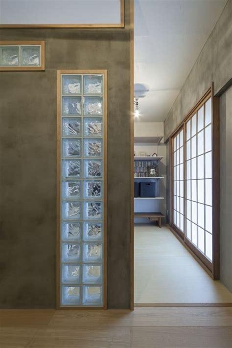 glas block backsplash 25 besten glasbausteine bilder auf badezimmer