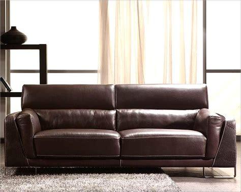 espresso leather sofa espresso leather sofa set 44lbo3946