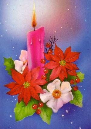 candela natalizia immagini natale