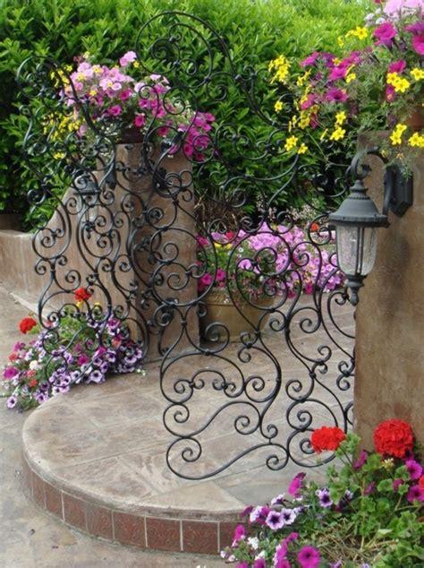 Pretty Garden Ideas Beautiful Gate Design Ideas Quotes
