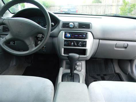 Mitsubishi Galant Interior Parts by Mitsubishi Galant 2003 Interior