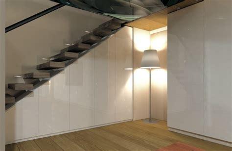Beleuchtung Unter Treppe by Minimalistisch Und Gem 252 Tlich Einrichten Tiny Houses