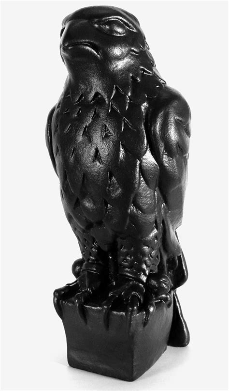 1941 Maltese Falcon Statue Prop 10 Pound Lead Filled