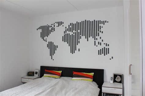Skyline Home Decor decora 231 227 o com fita isolante preta na paredes 243 decor